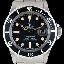 Rolex Submariner Date Steel Vintage 1680