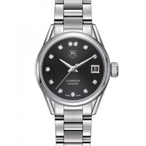 TAG Heuer Carrera Lady 28mm Automatic new Watch with original box and original papers 2021