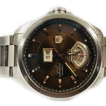 TAG Heuer Grand Carrera Staal 42,5mm