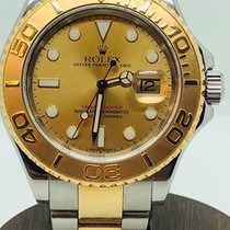 Rolex Yacht-Master 18k gold and steel like new only box