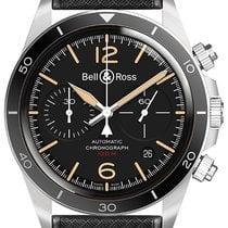 Bell & Ross BR V2 BRV294-HER-ST/SRB 2020 new