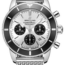 Breitling Superocean Héritage II Chronographe new Automatic Chronograph Watch with original box