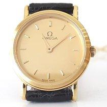 Omega Oro giallo 18 kt nuovo vintage anni 80