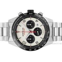 Montblanc Timewalker Steel 43mm White Arabic numerals United States of America, Florida, Aventura
