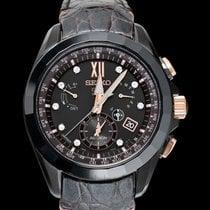 Seiko Astron GPS Solar новые Часы с оригинальными документами и коробкой SBXB083