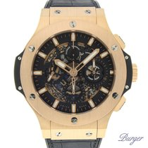 Hublot Big Bang Aero Bang begagnad 44mm Roséguld