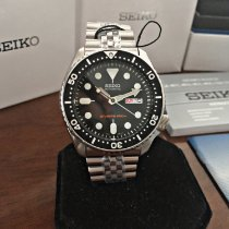 Seiko Divers SKX007 with jubilee strap -NEW