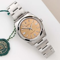 Rolex Oyster Perpetual 36 nieuw 36mm Staal