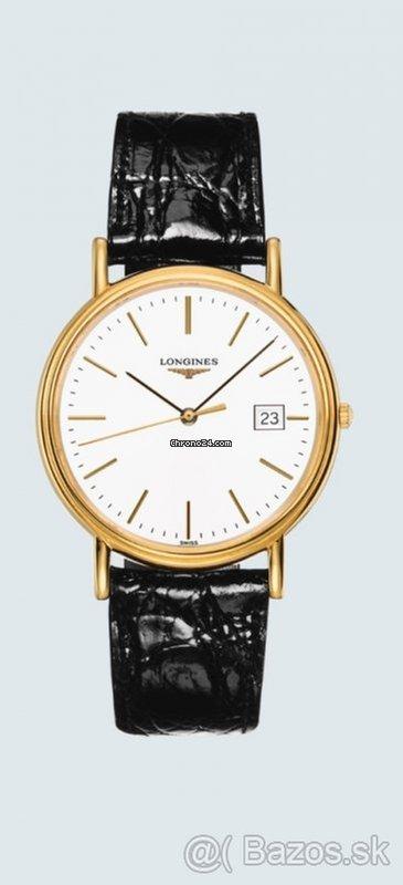 Ceny hodinek Longines  27a209e04fe