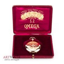 歐米茄 Omega 非常好 黃金 52mm 手動發條