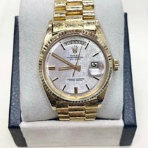 Rolex 1803 Yellow gold Day-Date 36 36mm