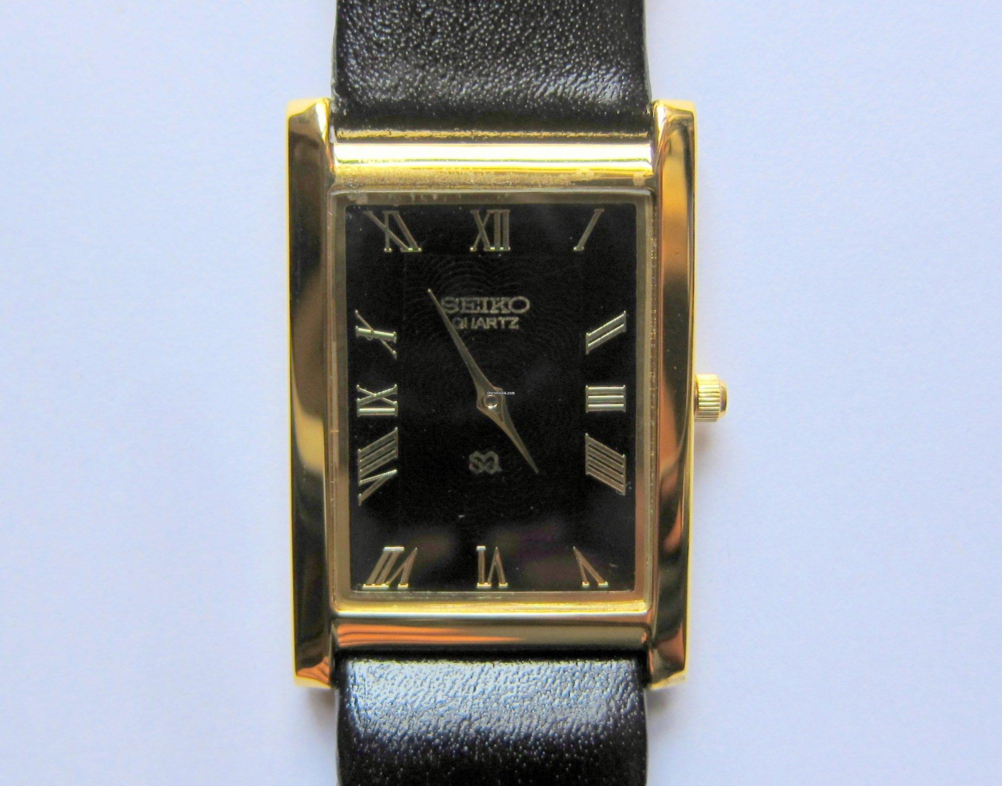 6e31e27c00c4 Seiko Reloj De Pulsera Seiko Japones Chapa De Oro for AU  155 for ...