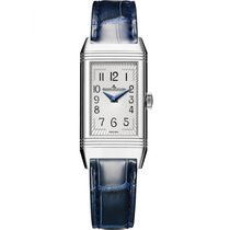 Jaeger-LeCoultre Reverso Duetto occasion 40mm Phase lunaire Cuir