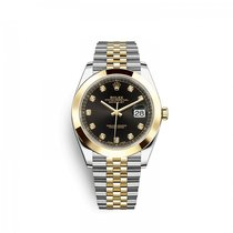 Rolex new Automatic 41mm Gold/Steel Sapphire Glass
