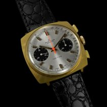 Breitling Top Time Gold/Steel 37mm Silver United States of America, Georgia, Suwanee