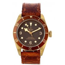 Tudor Black Bay Bronze 79250BM Unworn Bronze 43mm Automatic