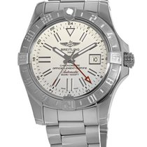 Breitling Avenger II GMT new Automatic Watch with original box A3239011/G778-170A