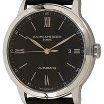 Baume & Mercier Classima Steel 42mm Black Roman numerals United States of America, Texas, Austin