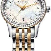 Maurice Lacroix Les Classiques Date 33mm Mother of pearl