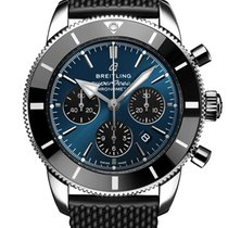 Breitling Superocean Héritage Chronograph Steel 44mm Blue