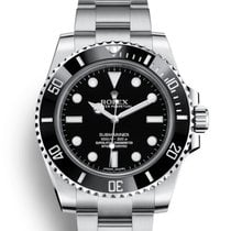 Rolex Submariner (No Date) 114060 2019 nov