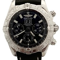 Breitling Blackbird White gold 44mm Black No numerals United States of America, New York, Huntington Village