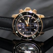 블랑팡 (Blancpain) Fifty Fathoms Flyback Chronograph Rose Gold