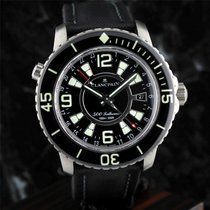 Blancpain 500 Fathoms GMT  Limited Edition