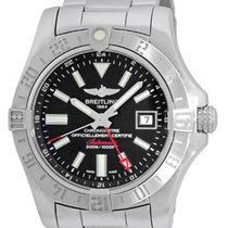 "Breitling ""Avenger II GMT"" Automatic (2015)."