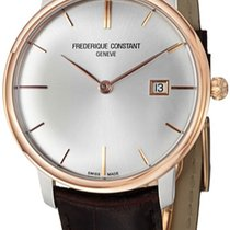 Frederique Constant Slimline Automatic Titanium 43mm Silver United States of America, New York, Brooklyn
