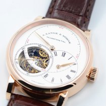 A. Lange & Söhne Richard Lange Rose gold 41.9mm White United States of America, Texas, Houston