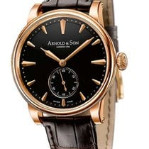 Arnold & Son HMS1 18K Rose Gold Men's Watch