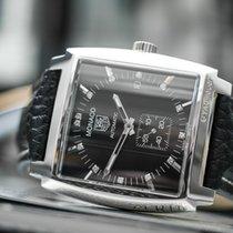 TAG Heuer Monaco Calibre 6 Steel/Diamonds