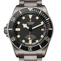 Tudor Pelagos Titan 42mm Svart Ingen tall