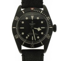 Tudor Heritage Black Bay Dark Leather 79230  DK