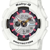 Casio BA-110SN-7AER Baby-G 43mm 10ATM