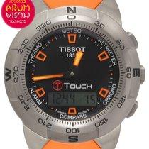 Tissot Touch Titanio 42mm Negro España, Madrid