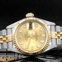 Rolex Ladies Rolex Datejust 26mm 69173 - 1999 - Rolex Factory...