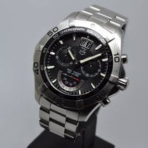 Ταγκ Χόιερ (TAG Heuer) Aquaracer 300M 43mm Grande Date Black...