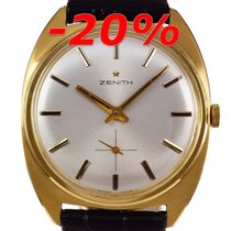 Zenith Gold Watch 18K cal.2541 - 1967 Perfect