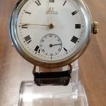 Omega Rare Vintage Omega Trench Watch 1920's - Excellent...
