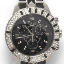 Dior Steel Quartz pre-owned