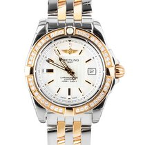 Breitling Galactic 32 Gold/Stahl