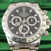 Rolex Daytona Ref.116520 TOP LC100 12/2015 Chromalight Box Papers