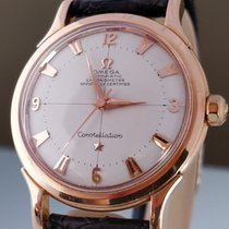 Omega Constellation rose gold 18k 2652 SC cal. 354 from 1952 Rare