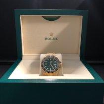 Rolex 116718LN Yellow gold GMT-Master II 40mm