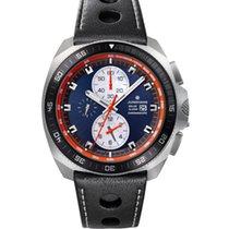 Junghans Acciaio 41mm Cronografo 014/4201.00 nuovo Italia, torino