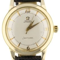 Omega Or jaune 34mm Remontage automatique G6546