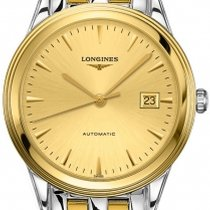 Longines Flagship New Gold/Steel 38.5mm Automatic