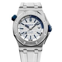 Audemars Piguet new Automatic 42mm Steel Sapphire crystal